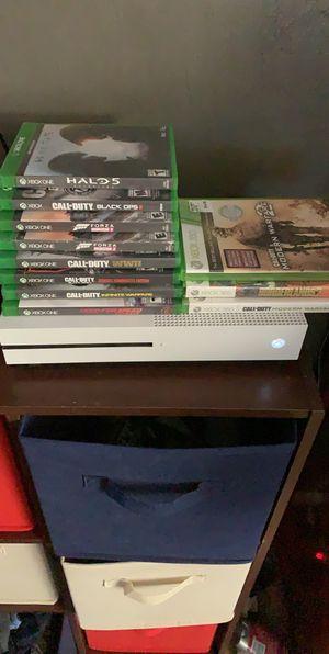 Xbox One White Slim for Sale in Crawfordville, FL