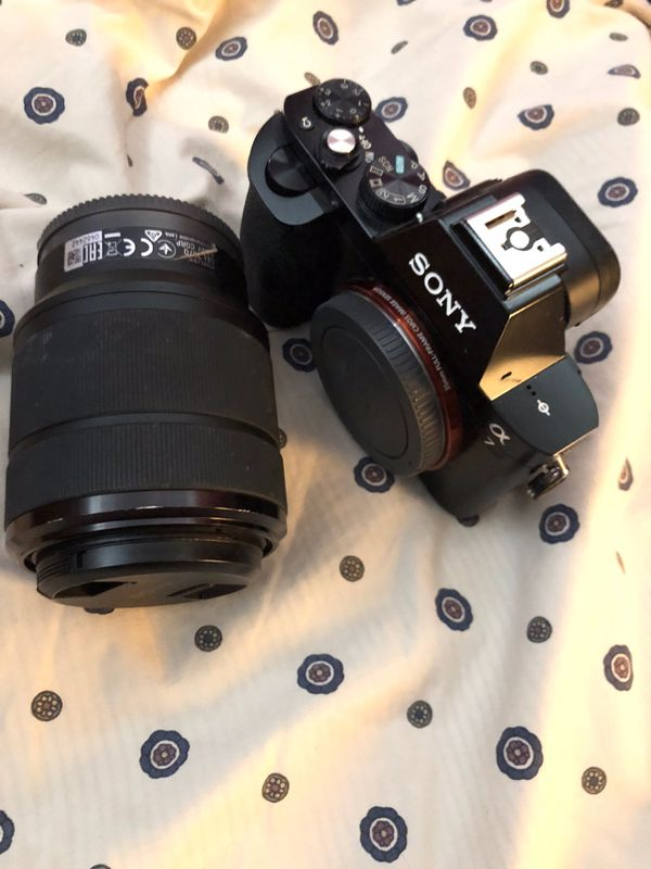 Sony A7 with 28-70mm lens (like new)