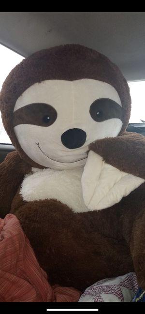 Like new jumbo sloth for Sale in Hastings, MI