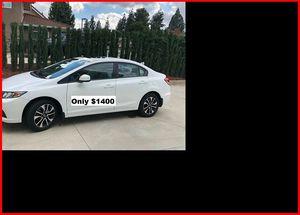 Price$1400 Honda Civic for Sale in Macon, GA