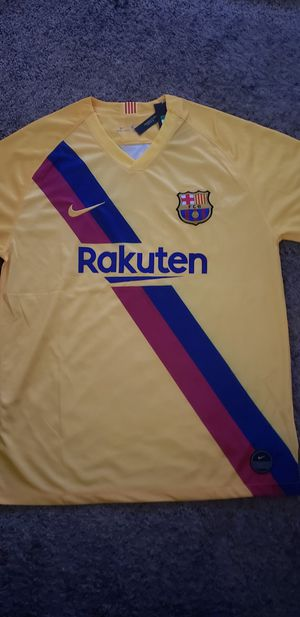 Barcelona soccer Jersey for Sale in Livermore, CA