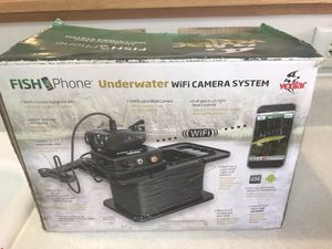 Underwater fishing camera for Sale in Bolingbrook, IL