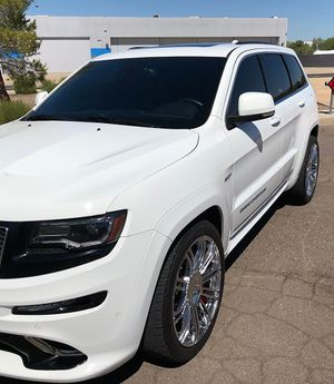 **NAV**2014 JEEP GRAND CHEROKEE SRT8 AWD CUSTOM EXHAUST CLEAN CARFAX LOADED!!!! for Sale in Washington, DC