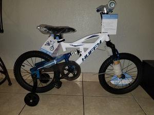 16in huffy boy bike with training wheels for Sale in Phoenix, AZ