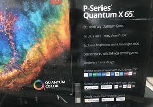 """65"""" Vizio P-Series Quantum X smart 4K UHD Tv for Sale in Nuevo, CA"""