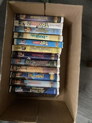 Disney Classics VHS Tapes - 12 ct for Sale in Ithaca, NY
