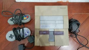 Super Nintendo Console with 2 controllers for Sale in Quincy, MA