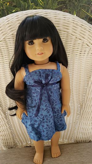 Custom American Girl doll- Ivy for Sale in Miami, FL