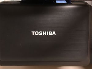Toshiba laptop for Sale in Houston, TX