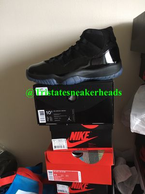 Jordan retro 11 Cap and Gown Men's size 10.5 for Sale in New York, NY