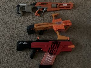 6 nerf guns for Sale in Mesa, AZ