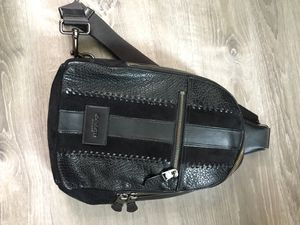 Leather Coach backpack for Sale in Worcester, MA