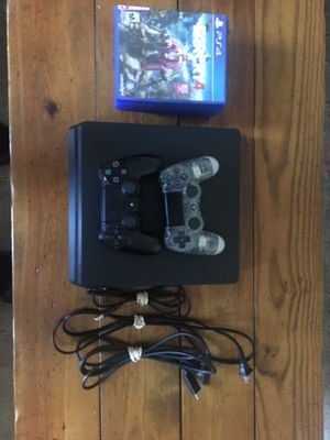 Ps4 (games available if interested) for Sale in Lynchburg, VA