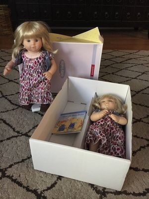 American Girl Doll Bitty Twins Dolls for Sale in Mountain View, CA
