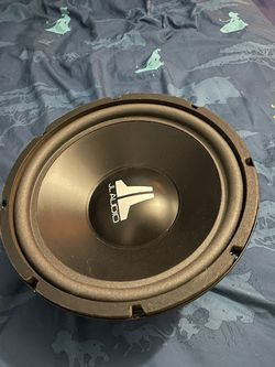 Jl Audio W6 12 for Sale in Cicero,  IL