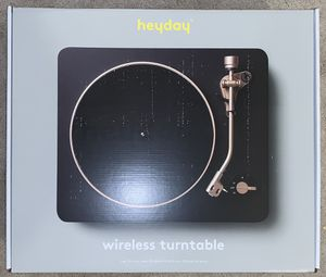 Heyday wireless turntable *brand new/never used/in box for Sale in Falls Church, VA