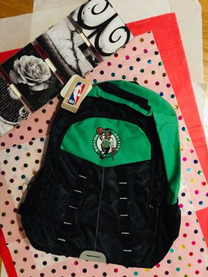 ⭐️NEW CELTICS BACKPACK⭐️ for Sale in Chicopee, MA