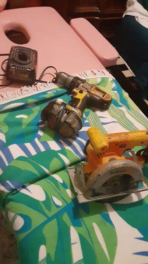 Dewalt power tools for Sale in Vestal, NY