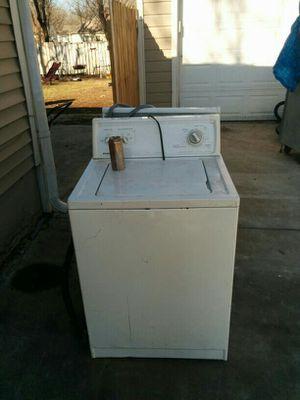Washer dryer refrigerator for Sale in Wichita, KS