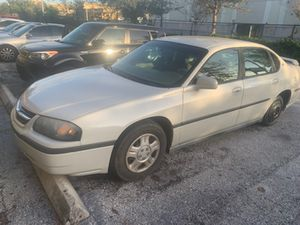 2003 CHEVY IMPALA FOR PARTS *BEST OFFER* for Sale in Orlando, FL