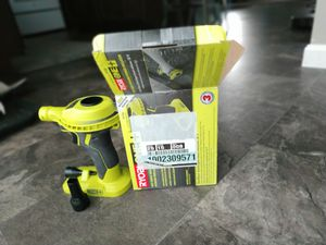 Ryobi 18-Volt ONE+ Cordless High Volume Power Inflator (Tool Only) for Sale in Columbus, OH