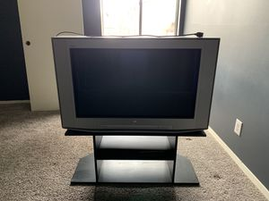 """Sony 35"""" Flat Screen Tube TV for Sale in Gaithersburg, MD"""