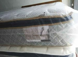 GREAT SALE QUEEN PILLOWTOP MATTRESS AND BOX SPRING for Sale in Biscayne Park, FL