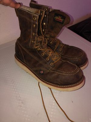 thorogood work boots size 10.5 for Sale in Phoenix, AZ