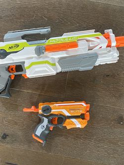 Nerf Gun Modulus And Firestrike for Sale in Ridgefield,  WA