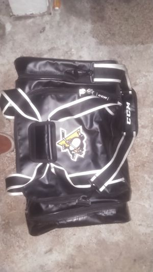 CCM penguins hockey duffle bag for Sale in Portland, OR