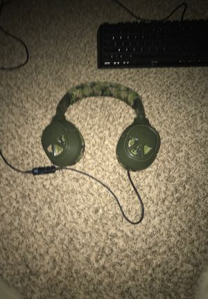 Turtle beach headset compatible with pc/ps4/Xbox one for Sale in Ypsilanti, MI