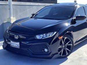 2018 Honda Civic Hatchback EX for Sale in El Cerrito, CA