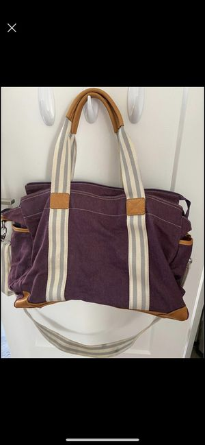 $45 pottery barn classic diaper bag for Sale in Ashburn, VA