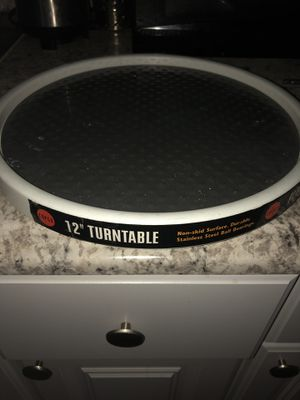 """12"""" turn table for Sale in Shelbyville, KY"""