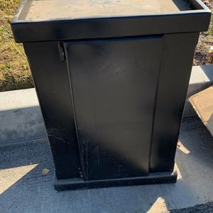 Free - Curbside- Fish Tank Stand for Sale in Fullerton, CA