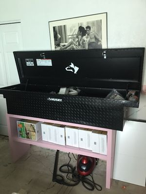 Truck bed tool box for Sale in Glendale, AZ