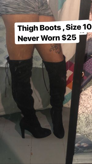 Thigh Boots for Sale in University City, MO