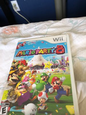 Mario Party 8 for Sale in Redford Charter Township, MI
