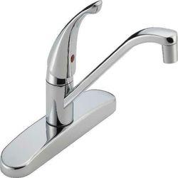 Kitchen Sink Faucet Chromo Llave De Agua Para Cocinas Grifería Fregadero PEERLESS P110LF-W for Sale in Doral,  FL