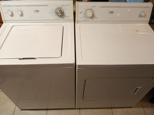 Washer dryer set like new for Sale in Dunnellon, FL