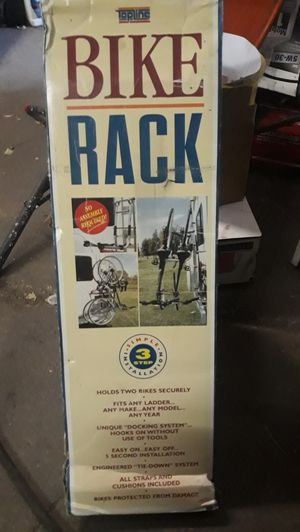 Ladder bike rack for Sale in Grand Prairie, TX