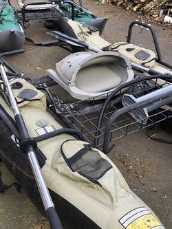 Pair of 9' Pontoon Boats $800 for Sale in Milwaukie,  OR