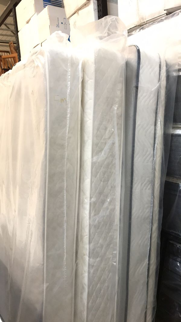 3 Twin mattresses NEW still in sealed bags