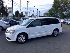 2016 Dodge Grand Caravan for Sale in Everett, WA