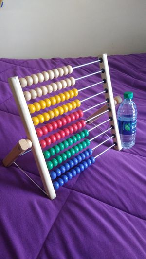 Wooden Abacus for Sale in Gardena, CA