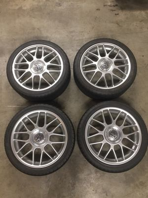 BSS Volkswagen 18 inch Alloy Wheels for Sale in Lincoln, NE