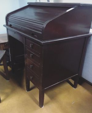 Antique Roll-top Desk for Sale in Los Angeles, CA