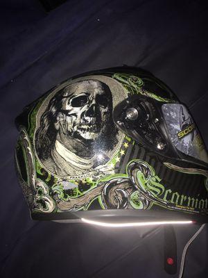 Medium illuminati helmet for Sale in Dallas, TX