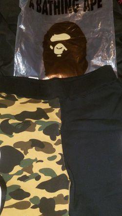 Bape 1st Camo Side Shark Shorts for Sale in Prescott Valley,  AZ