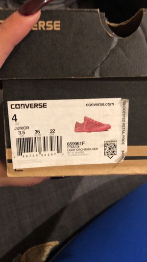 Pink converse-New for Sale in Castro Valley, CA